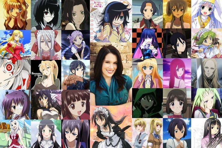 Monica Rial Michiko My Dream Dub: Rokka no...