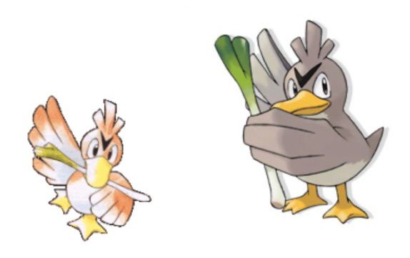 Pokemon Shiny Farfetch 27d Images