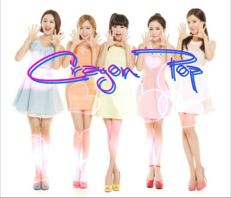 crayon pop <a href=