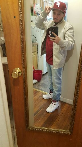jordan 6 maroon outfit