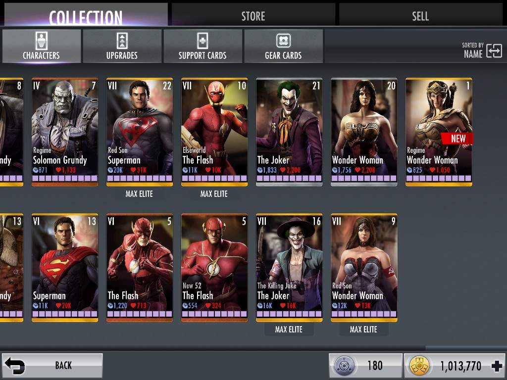 is the Red Son pack worth buying  Injustice Gods Among