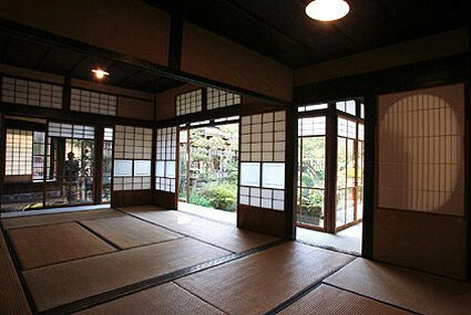 Living in a traditional japanese house