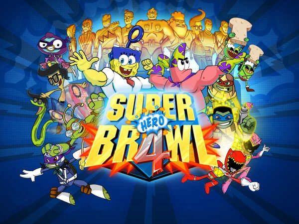 Jingle Brawl - Cartoon Crossover Wiki  Jingle Brawl Nicktoons