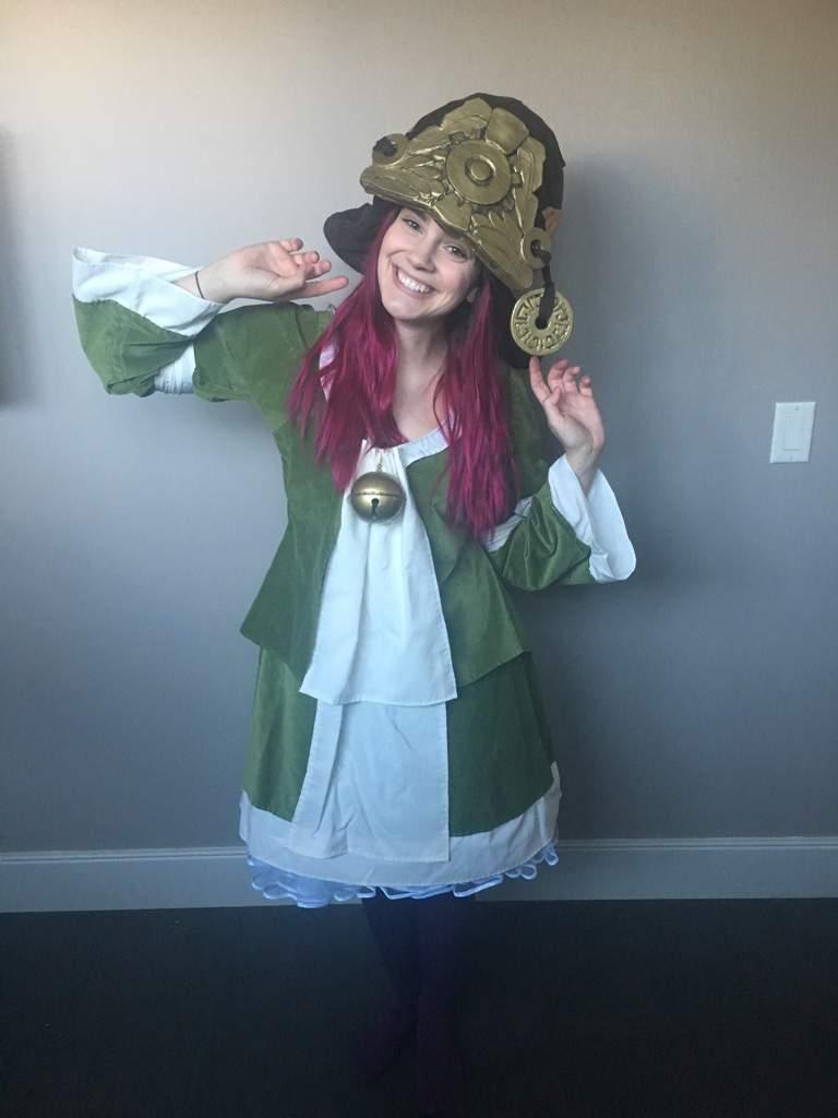 Dragon trainer lulu cosplay