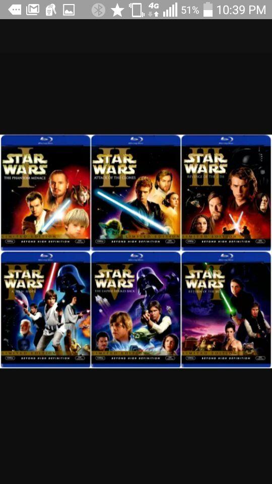 Whats your favorite star wars movie star wars amino - Star wars amino ...