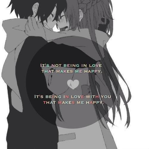 Anime Love Quotes Stunning Anime Love Quotes Anime Amino