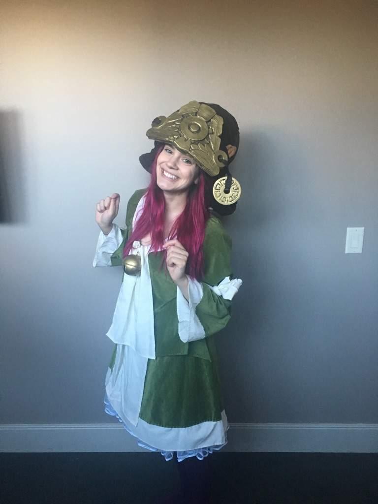 cosplay Dragon trainer lulu