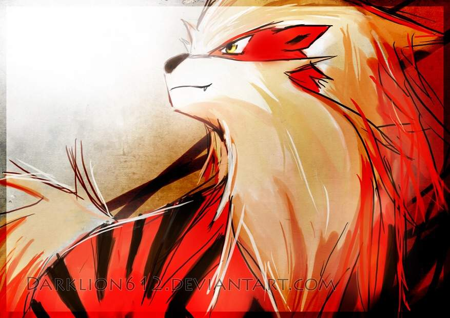 For an Arcanine, does Flamethrower have an advantage over ...