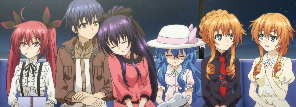 Date A Live (anime) - Shinden Date A Live THE 15 best Things to