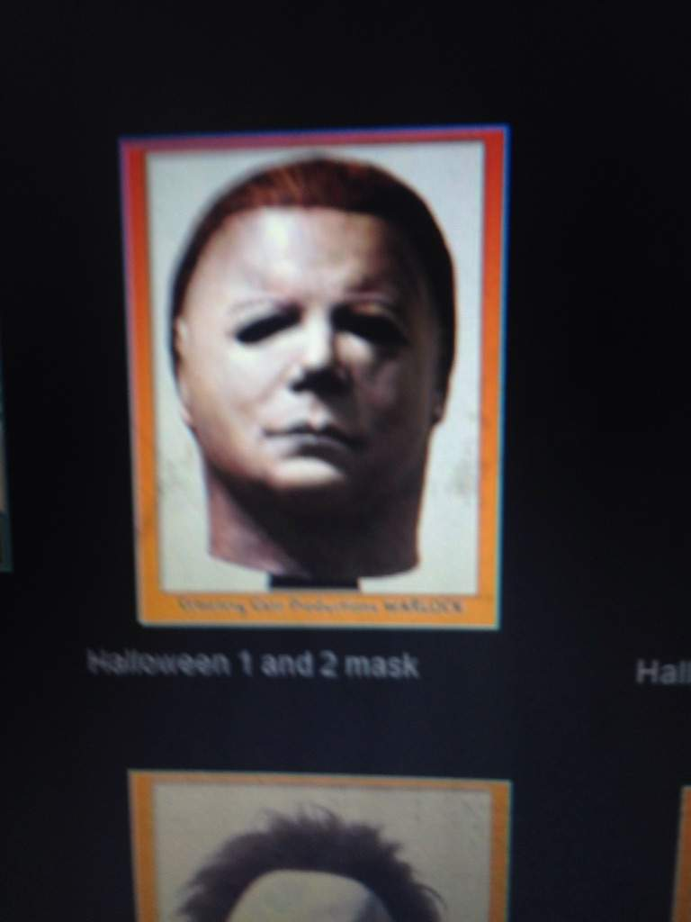 favorite Michael Myers mask | Horror Amino