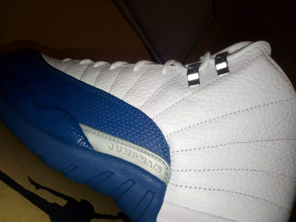 lowest price 78c0f 17e20 French blue 12 review and detailed shots | Sneakerheads Amino