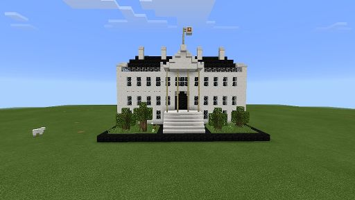 The White House Wiki Minecraft Amino
