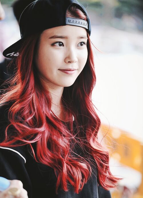 iu lsquo the red - photo #7