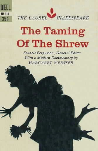 a literary analysis of taming of the shrew by william shakespeare