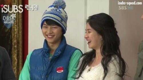 Who is Song Ji-hyo s Boyfriend Lovelife about Song Ji-hyo(Cheon Seong-im)