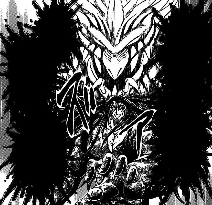 Disc Toriko Chapter 389 Manga: Bambina Vs Midora (Toriko)