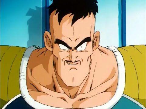 Saiyans Can Grow Facial Hair Anime Amino