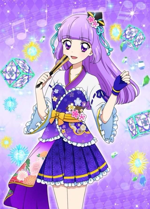 Sumire hikami anime amino - Diva mizuki 2 ...