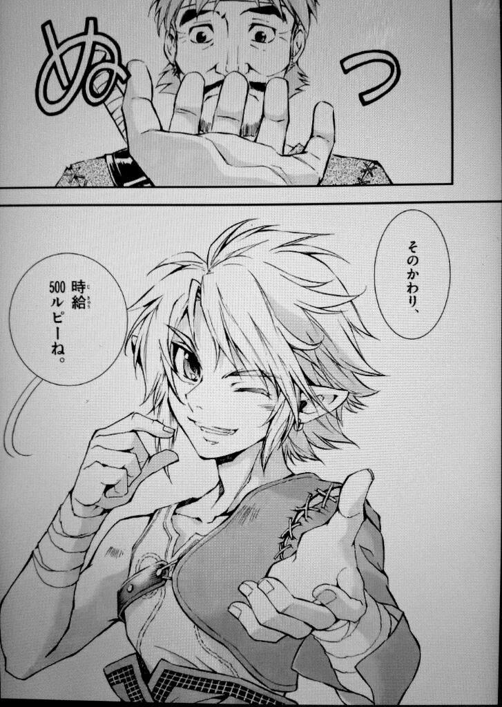zelda twilight princess manga pdf