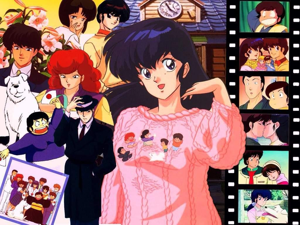 Rumiko takahashi anime amino for Anime maison ikkoku