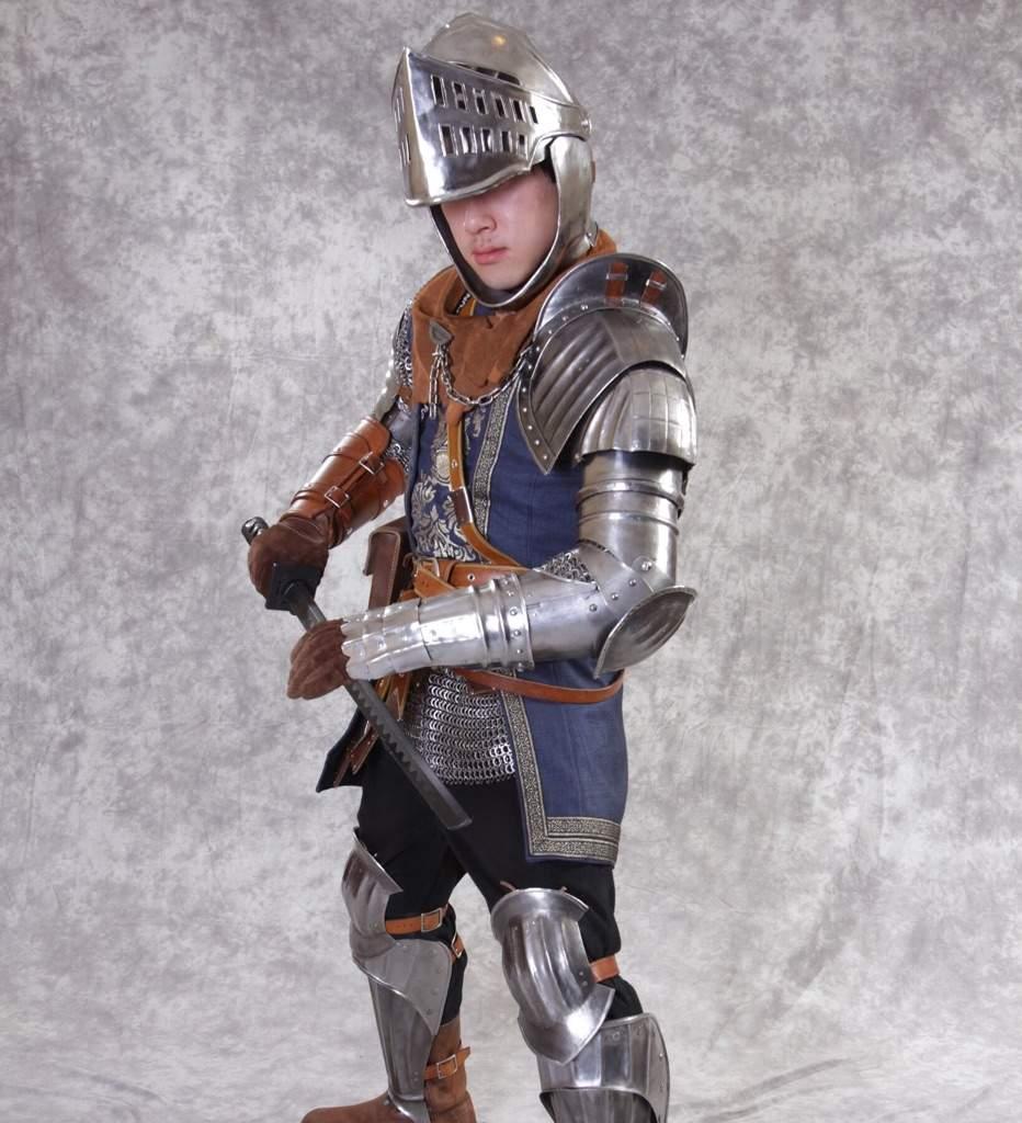 Best Motorcycle Armor >> Elite Knight Set | Cosplay Amino