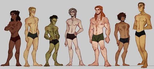 Male Anatomy-Drawing Tutorial   Wiki   Art Amino