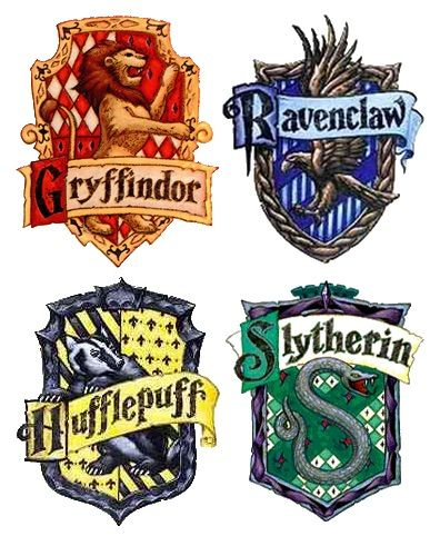 Pick Which Hogwarts House You Are In.
