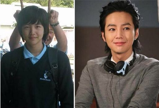 Korean Actors Actresses Before And After Plastic Surgery