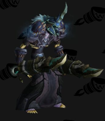 Wow death knight fist weapons