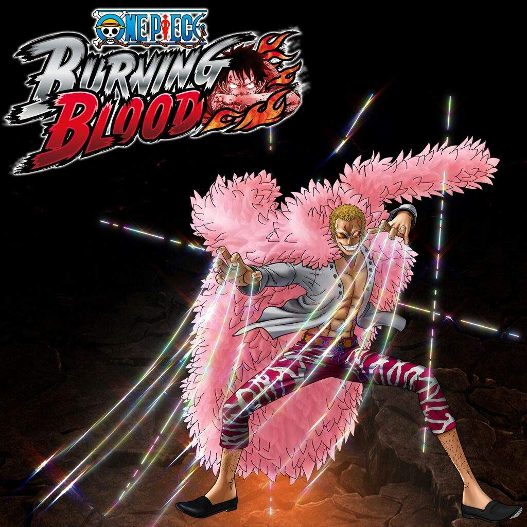One Piece Burning Blood: ONE PIECE BURNING BLOOD (UPDATE 1.3)