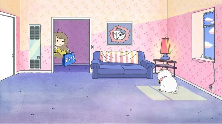 Bee And Puppycat Room Designs