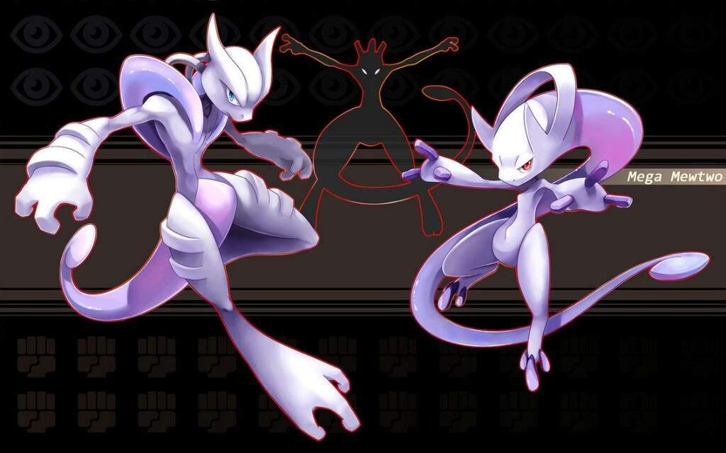 Pok mon theory how did mewtwo get its mega stones pok mon amino - Mewtwo evolution ...