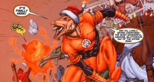 Larfleeze Vs Odin Force Thor Comics Amino