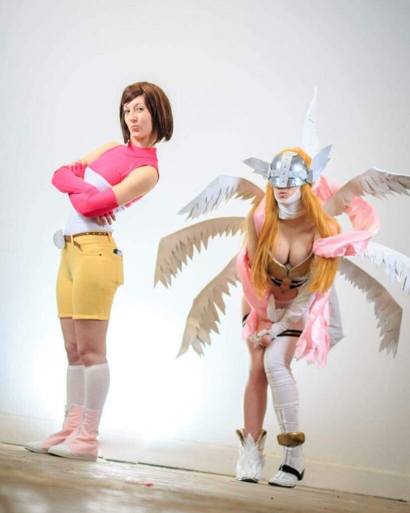 angewomon digimon cosplay amino