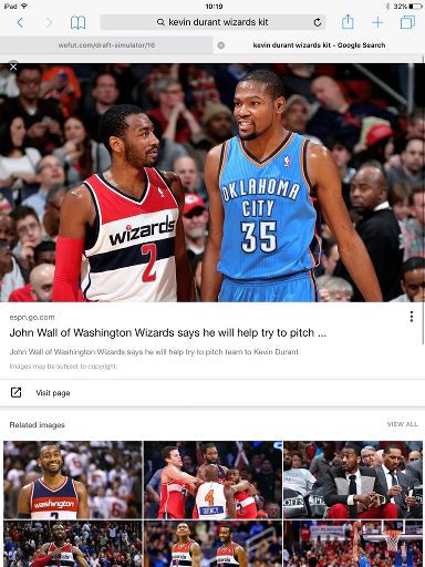 47c27b84ed26 Would Kd Work On The Wizards