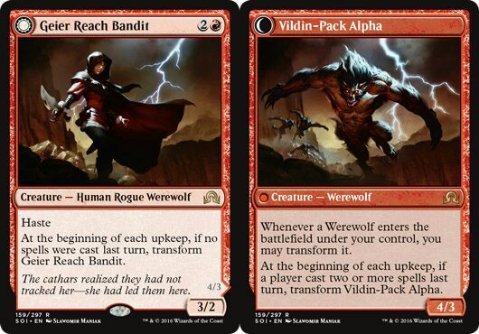 Brewing For New Standard Werewolves Mtg Amino
