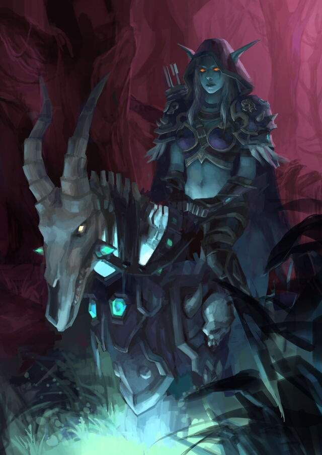 wow sylvanas windrunner hq - photo #20