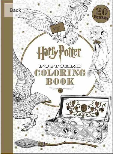 HP Coloring Books