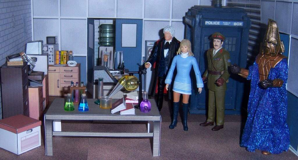 the doctor who lab - photo #24