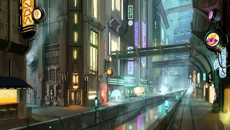 Coruscant Underworld Lore Star Wars Amino