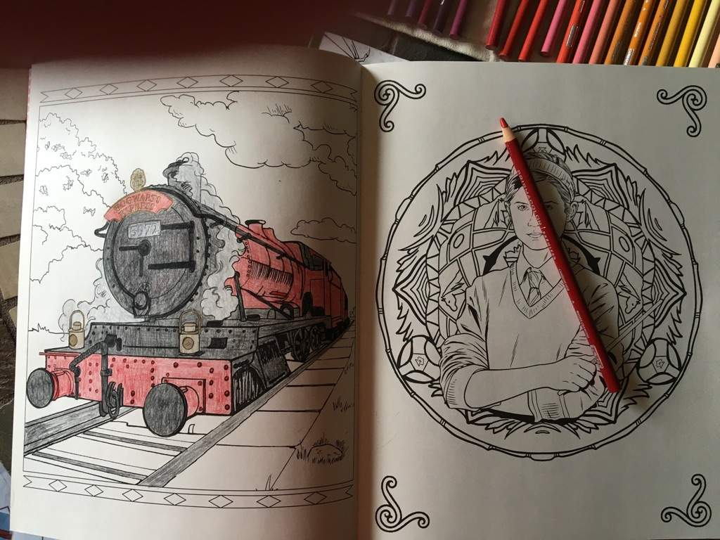 harry potter coloring books harry potter amino
