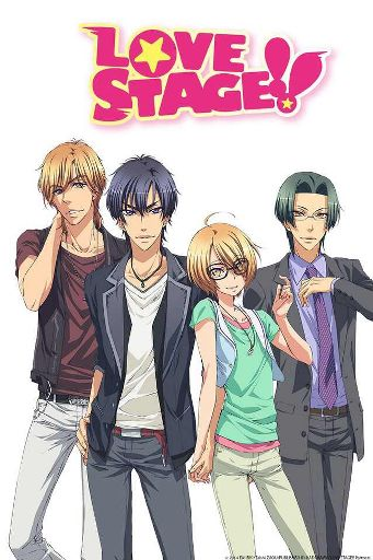 Love Stage Wiki Anime Amino