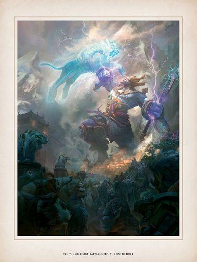 World Of Warcraft Chronicle Volume 1 Art Wow Amino