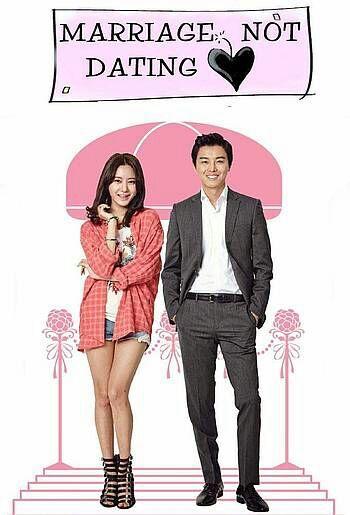 Nonton online drama korea marriage not dating