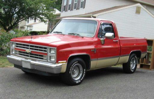 1973-1991 Chevrolet/GMC C/K Trucks And SUVs (Squar | Wiki