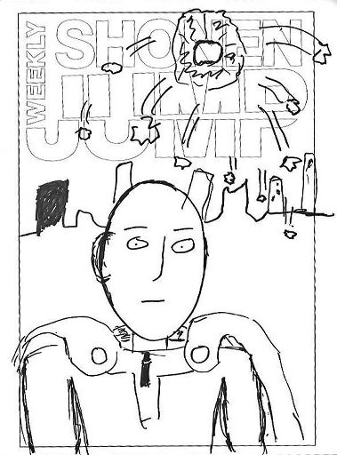 Original One Punch Man Illustrations Anime Amino