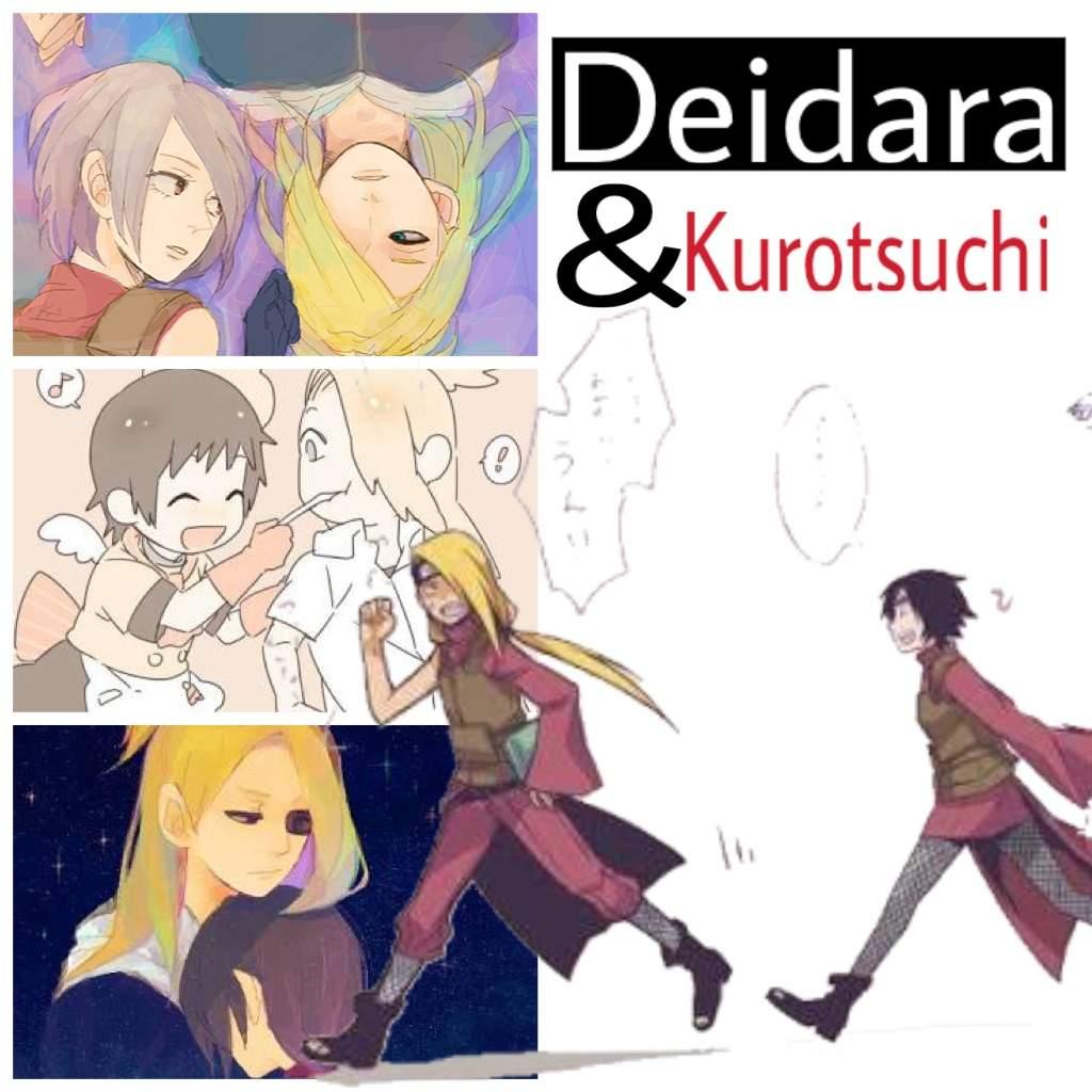 Reasons to Ship | Deidara & Kurotsuchi | Anime Amino