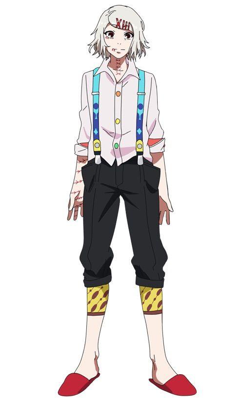 Anime Characters 160cm : Juuzou suzuya anime amino