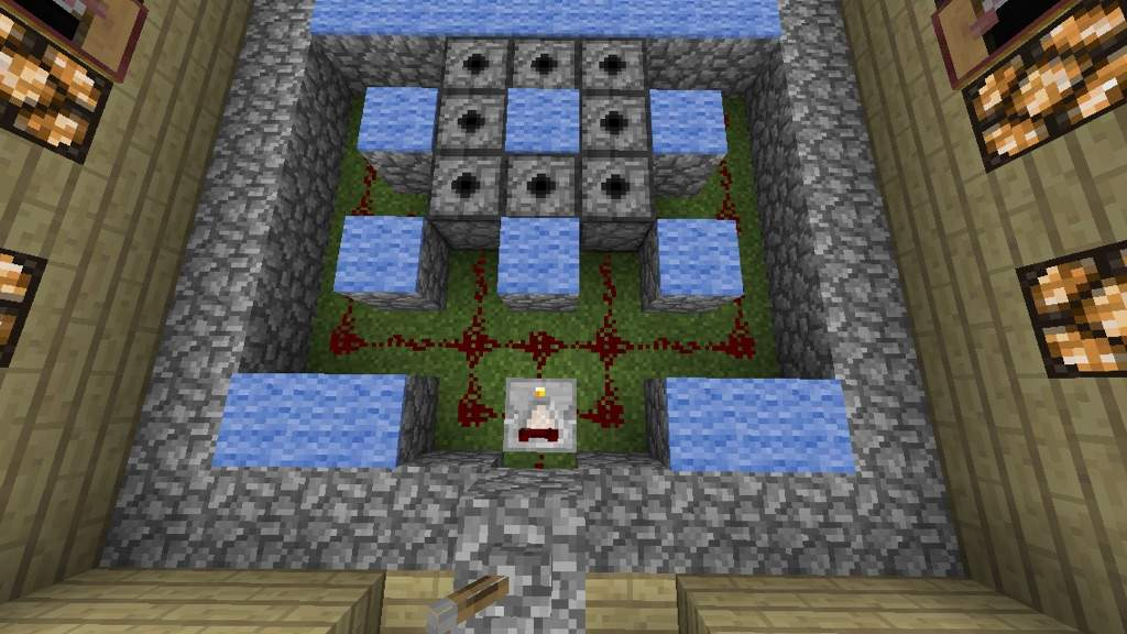 How To Build A Smoke Machine In Minecraft