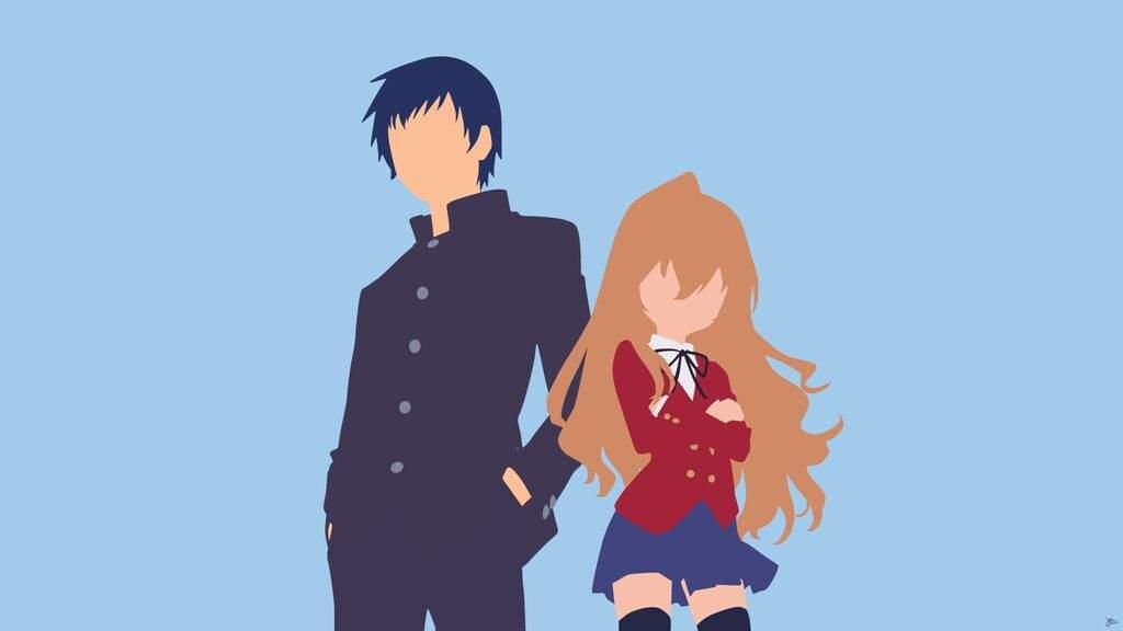 Anime recommendation: Toradora!   Anime Amino